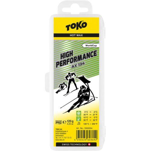 TOKO High Performance AX 134 Wax 120g
