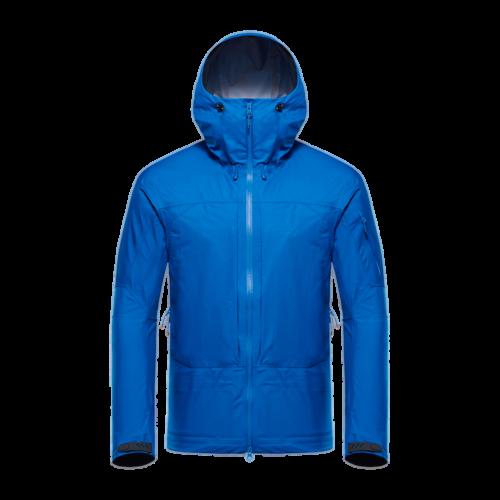 Black Yak Brangus Jacket snorkel blue