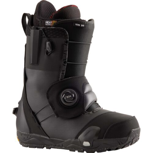 Burton Ion Step On Boots Black