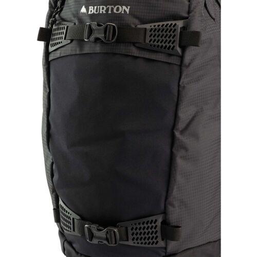 Burton Day Hiker 28L Backpack True Black Ripstop