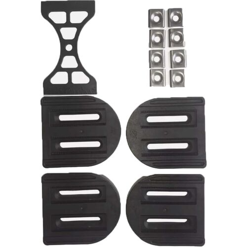 K2 Canted Channel Pucks