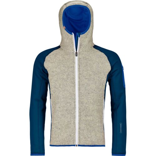 Ortovox Fleece Plus Classic Knit Hoody Men