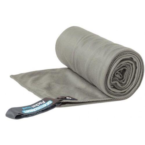 Sea to Summit Pocket Towel XL (75x150 cm) Grey