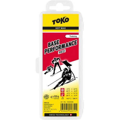TOKO Base Performance Red Wax 120g