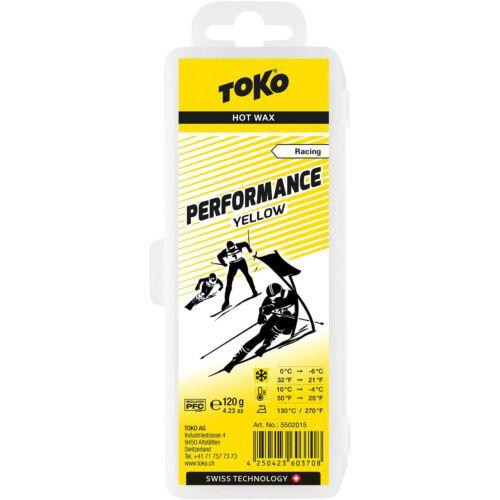 TOKO Performance Yellow Wax 120g