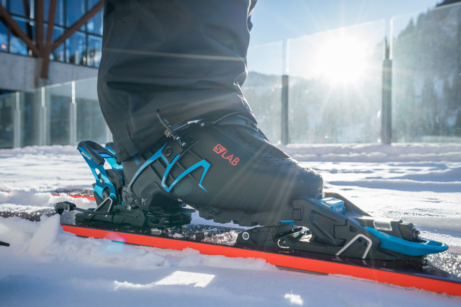 Salomon SLab Shift MNC | Fixations de ski | Snowcountry
